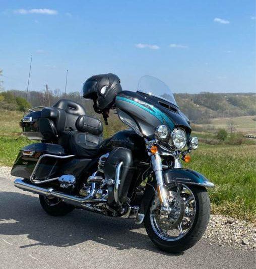 Harley Davidson Cvo limited 1800 cm3
