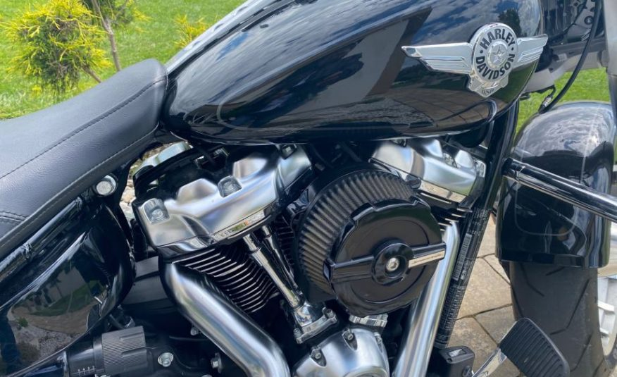 Harley Davidson Fat Boy 107
