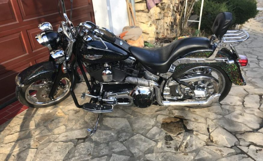 Harley Davidson Fat Boy 1450 cm3 custom