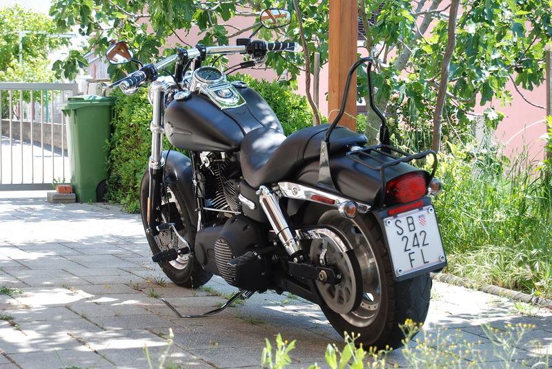 Harley Davidson FXDF Fat Bob 1690 cm3