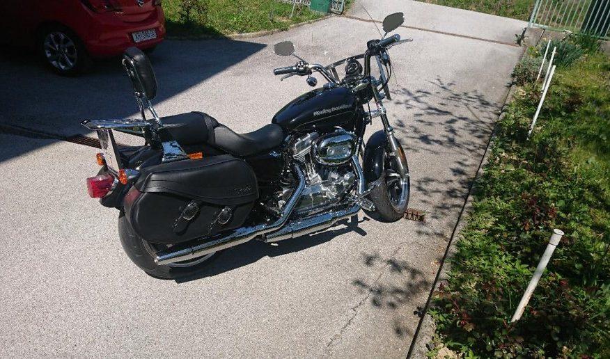 Harley Davidson  Sportster 883  Super Low NOVO