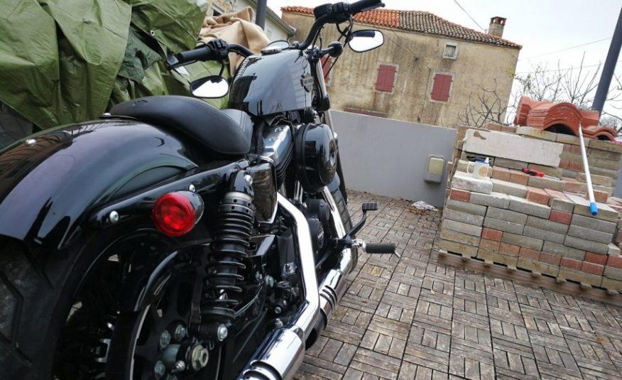 Harley Davidson Sportster Forty Eight 1200 cm3