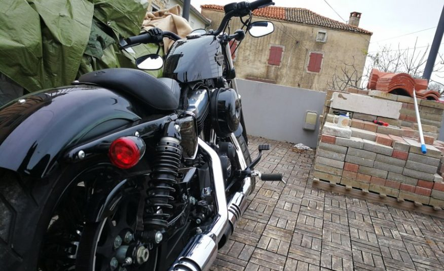 Harley Davidson Sportster Forty Eight 1200 cm3