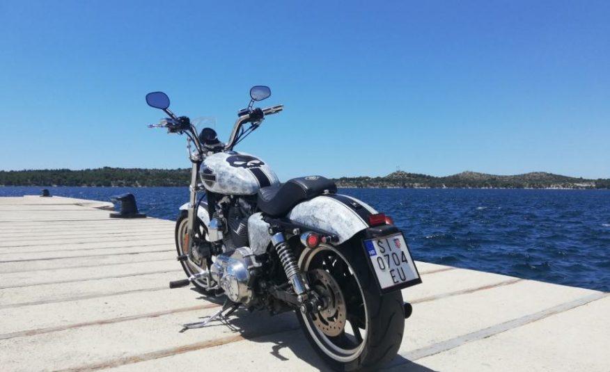 Harley Davidson Sportster XL 883 L 883 cm3