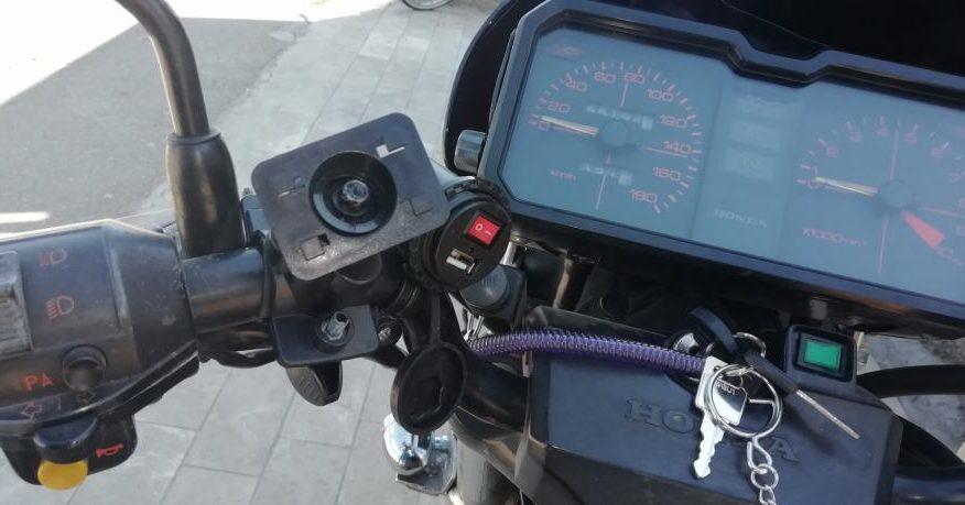 Honda Cb 450 n 443 cm3