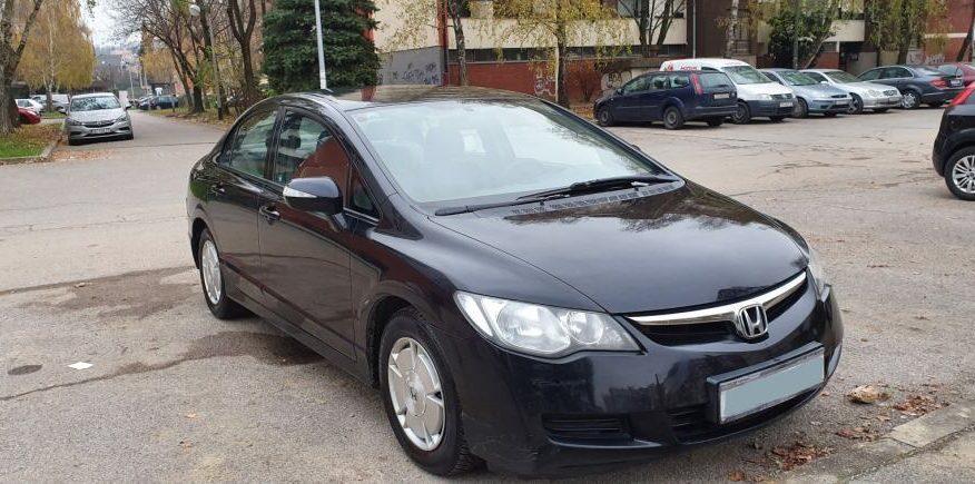 Honda Civic 1,8 i ES reg.do 10/20,SUPER STANJE!!!