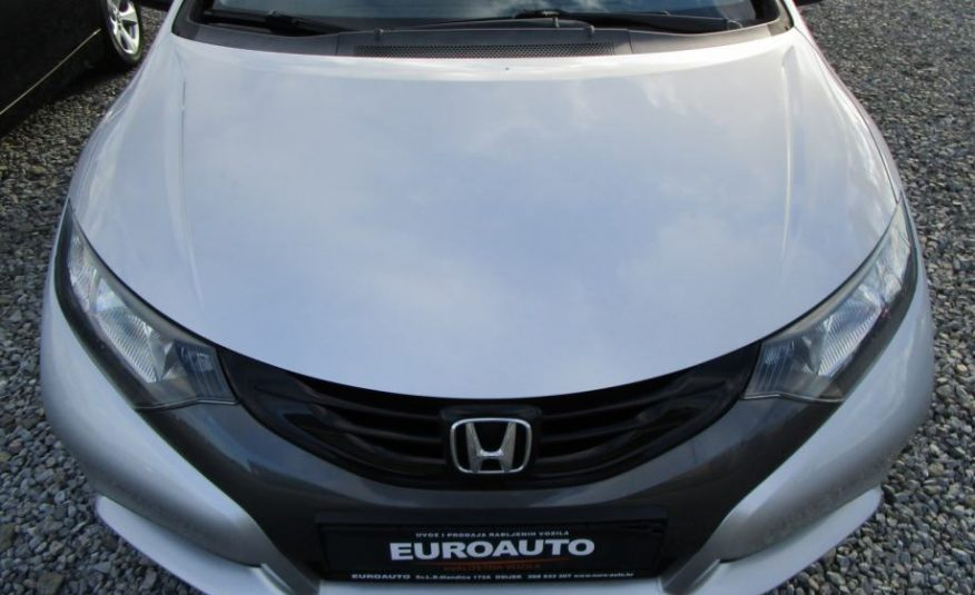 Honda Civic 2,2 Sport 110kW LED kamera LEASING 3 RATE 0% kamata
