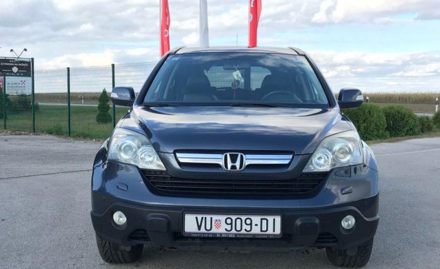 Honda CR-V 2,2 CTDi Executive/koža + navigacija