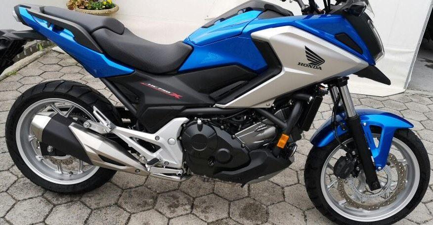 Honda NC 750 X ABS 750 cm3 S GARANCIJOM