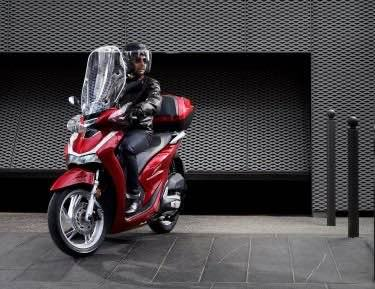 Honda Sh150 i