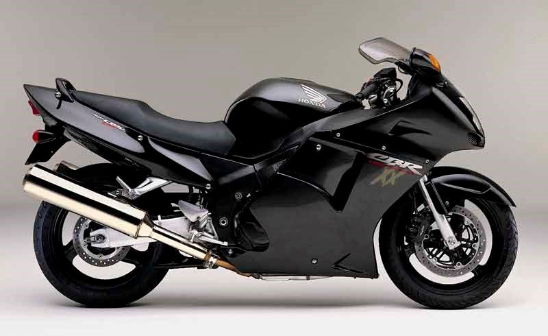Honda XX 1100 1100 cm3