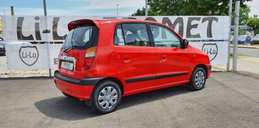 Hyundai Atos 1,0 GLS//kupac NE plaća prijenos vl//reg 8/20g