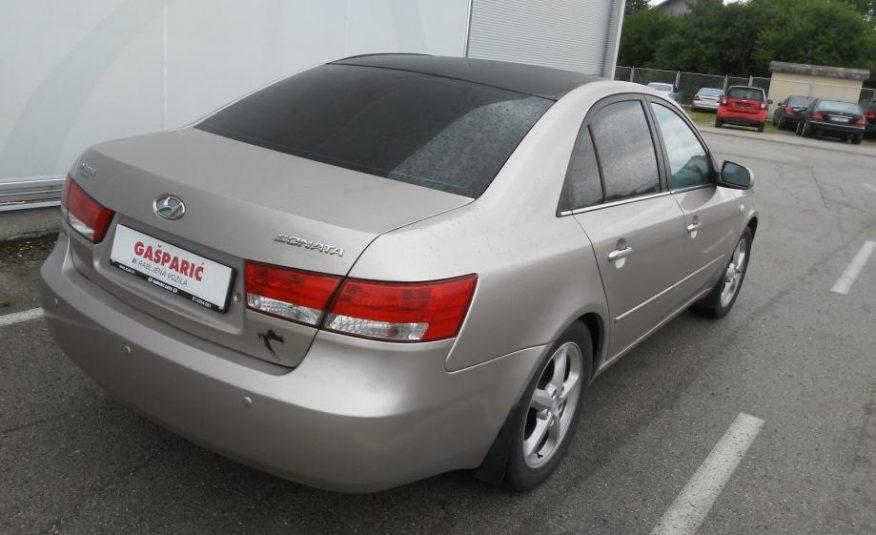 Hyundai Sonata 2,0 16V GLS Prestige + LPG