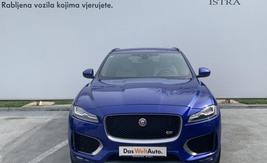 Jaguar F-Pace AWD 3.0 D S Aut.  !!! POSEBNA PONUDA 344.900 KN !!!