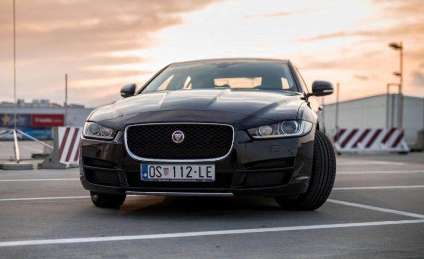 Jaguar XE 2.0 D