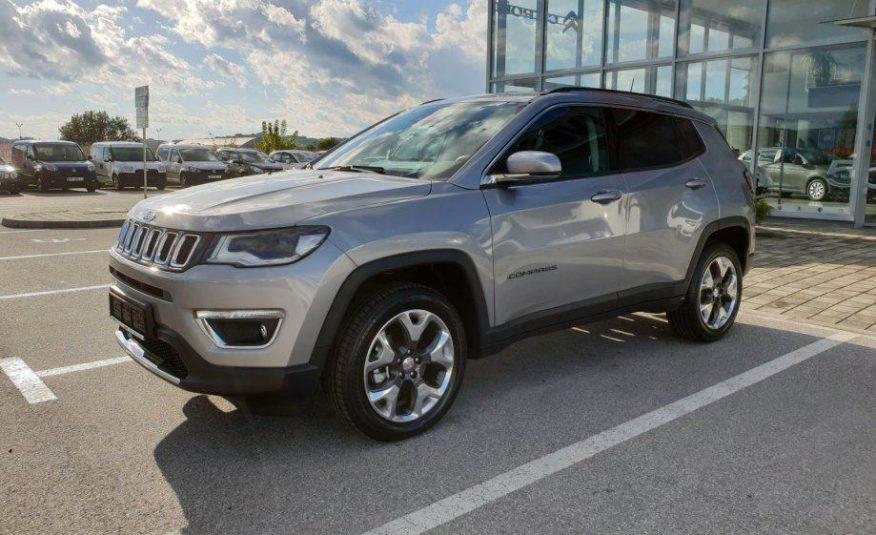 Jeep Compass 2.0 Multijet Limited ATX 4WD – PRODULJENO JAMSTVO 5+