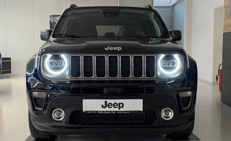 Jeep Renegade 1,3 GSE T4 (180KS) LIMITED 4WD – DOSTUPNO ODMAH!!!