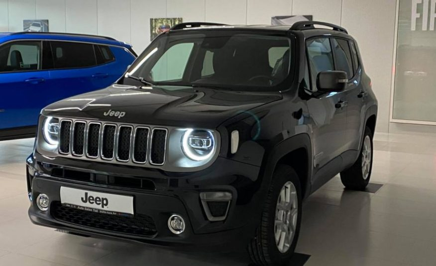 Jeep Renegade 1,3 GSE T4 (180KS) LIMITED 4WD – DOSTUPNO ODMAH!!!