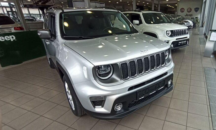 Jeep Renegade 1,6 MultiJet
