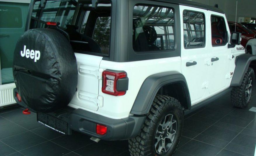 Jeep Wrangler 2.0 280KS UNLIMITED RUBICON ATX8