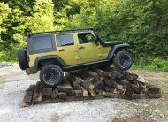 Jeep Wrangler 2,8 CRD/TOP STANJE/KOMPLETNO OBNOVLJEN