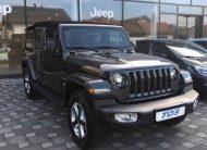 Jeep Wrangler Unlimited 2.2 (200 KS) Sahara ATX8 – DOSTUPNO ODMAH!!!