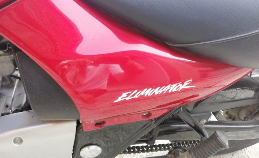 Kawasaki ELIMINATOR 125 cm3