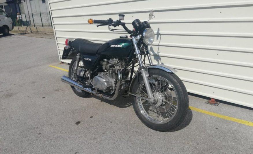 Kawasaki KZ 400 398 cm3