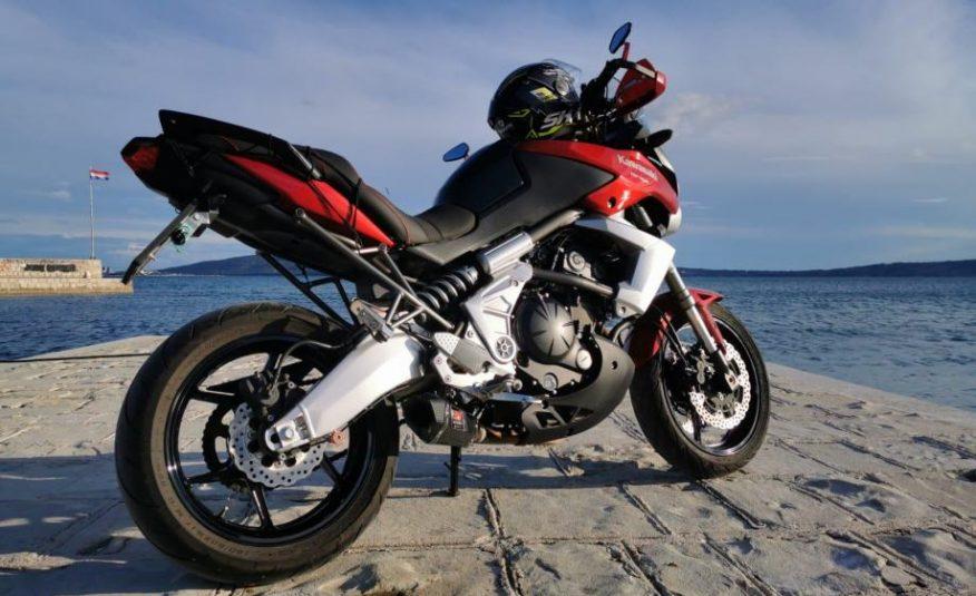Kawasaki Versys 650 649 cm3