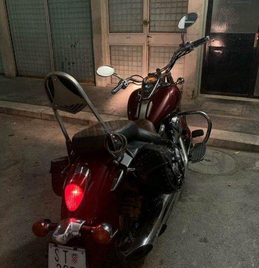 Kawasaki VN 900 900 cm3