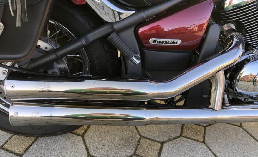 Kawasaki vn900 clasic 900 cm3