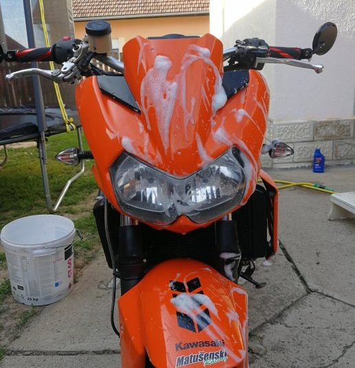 Kawasaki Z750 750 cm3
