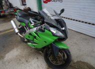 Kawasaki zx 6r ninja 599 cm3