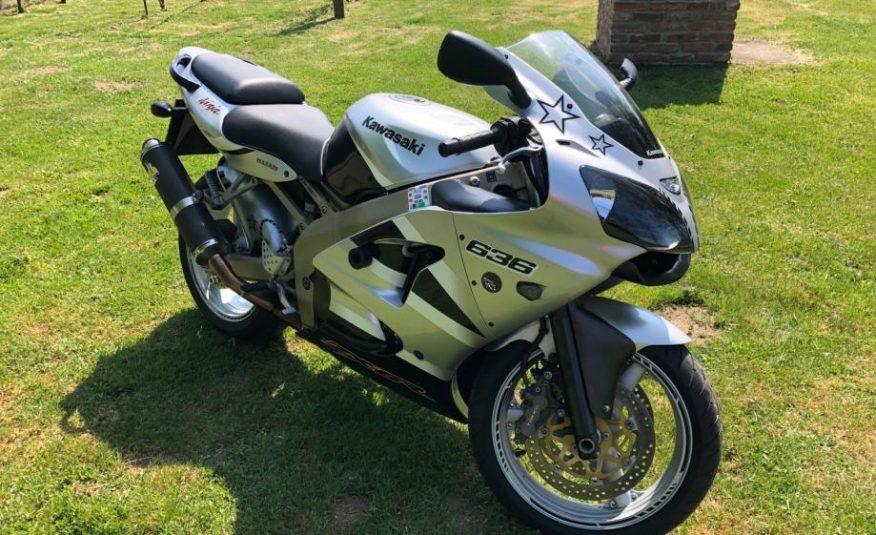 Kawasaki ZX6R 636 Ninja 636 cm3