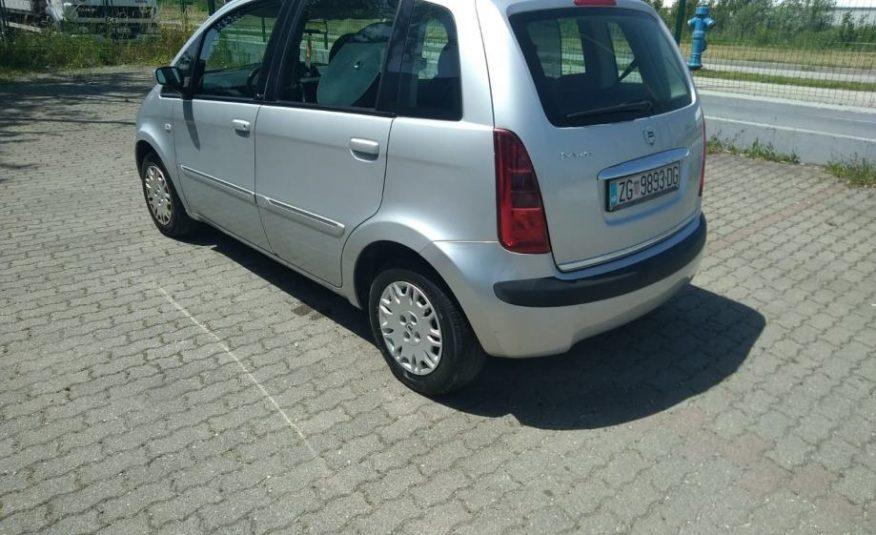 Lancia Musa 1,4 8V nije uvoz,1lak,orginal km