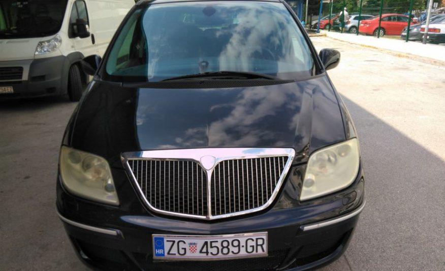 Lancia Phedra,full opr.,kasko,3 šibera,7 sjedala,odlićan