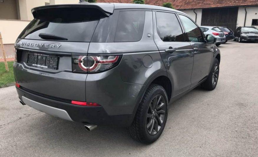 Land Rover Discovery Sport 2.0 d automatik–REG 11MJ FULL