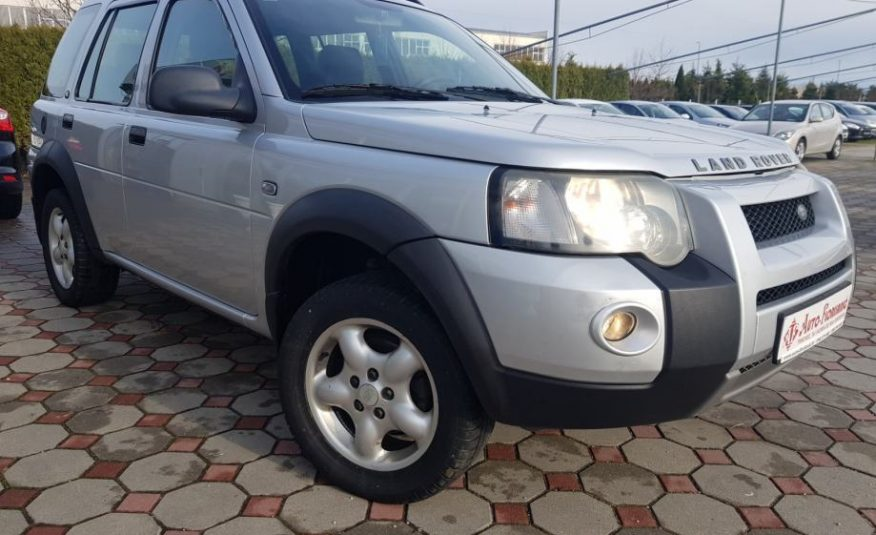 Land Rover Freelander 2,0 Td4 2003.,MODEL 2004.,4×4,KLIMA,SUPER STANJE