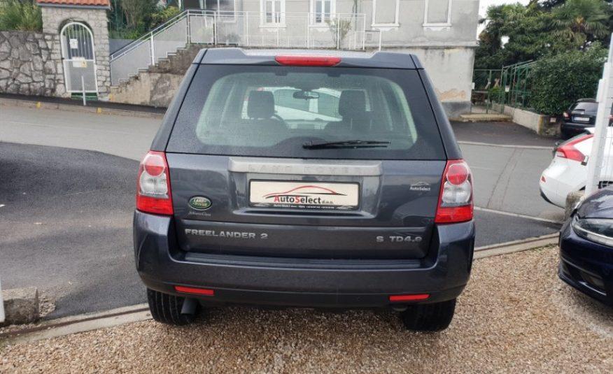 Land Rover Freelander 2,2 TD4  – 2010 – SERVISNA – REG.GODINU DANA !!