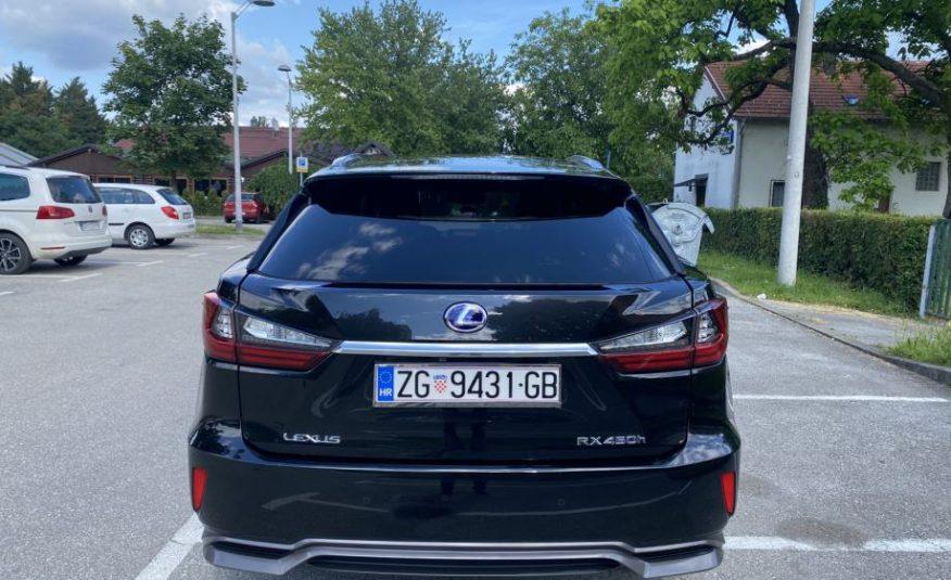 Lexus RX 450h F-SPORT PREMIUM automatik