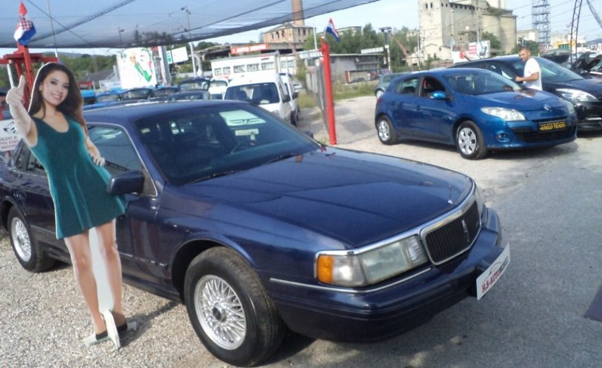 LINCOLN CONTINENTAL 3,8 V 6*mobil automobili*FULL OP.**EXTRA STANJE***