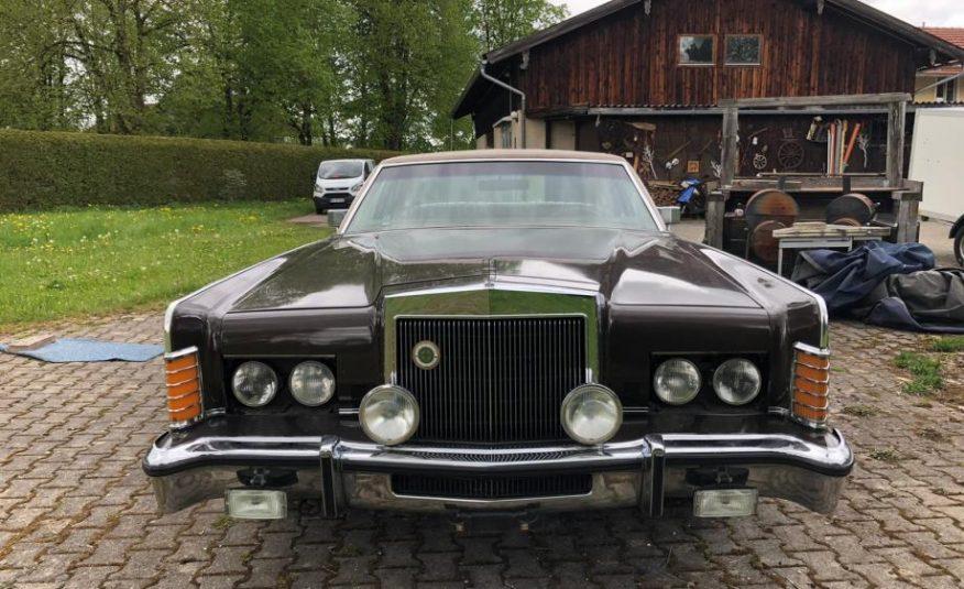 Lincoln CONTINENTAL 7.5 V8 AUTOMATIK