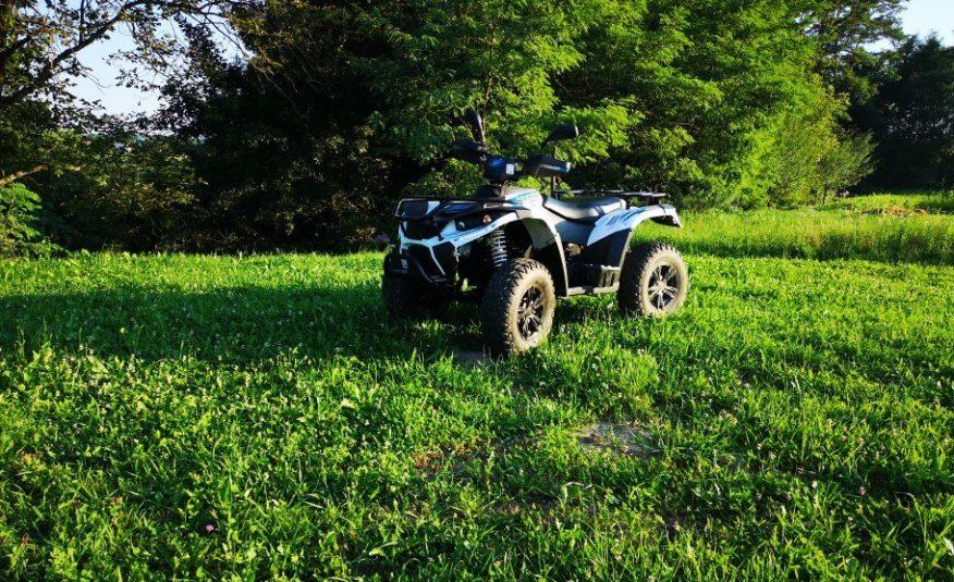 Linhai ATV electric 4kW, registrirano 2 godine!
