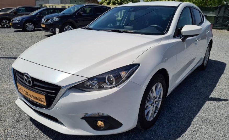 Mazda 3 105 75TKM,SERVISNA KNJIŽICA, PRVI VLASNIK,NAVI.,PDC,ALU.,PERLA