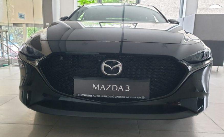Mazda 3 HB SKYACTIV-X180 GT PLUS SAFETY SOUND LUXURY