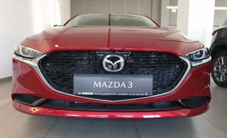 Mazda 3 SEDAN SKYACTIVE-X 180 GT PLUS SA SO LU