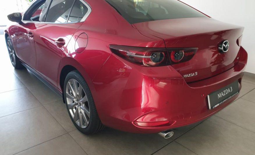 Mazda 3 SEDAN SKYACTIVE-X 180 GT PLUS SA SO LU