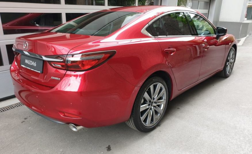 Mazda 6 G165 REVOLUTION