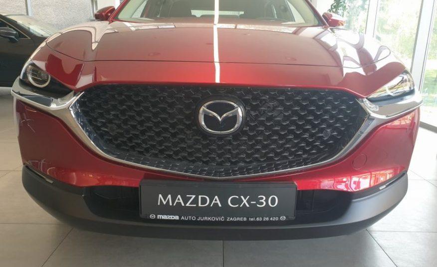 Mazda CX-30 G150 AWD PLUS STYLE SOUND