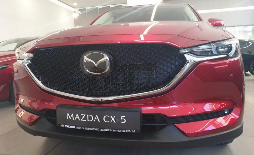 MAZDA CX-5 G194 AWD AT REVOLUTION – Novi model 2020. – Izbor boja!